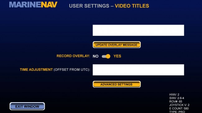 User-settings-video